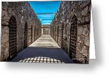 Yuma Territorial Prison Greeting Card