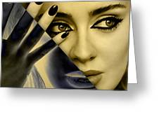 Adele Collection Greeting Card