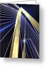 Arthur Ravenel Jr. Bridge  Greeting Card