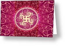Artistic Greeting Card