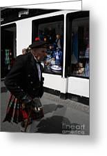 Beautiful Scotland To Fall In Love Greeting Card
