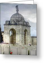 Flanders Fields Belgium Greeting Card