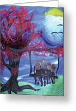 10. Hilary Pilzer, Artist, 2017 Greeting Card