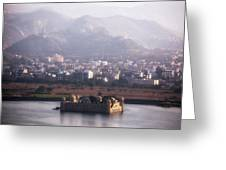 Jaipur - India Greeting Card