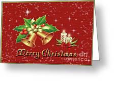 Christmas Card 9 Greeting Card