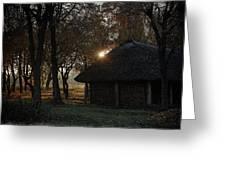 Pirogovo Greeting Card