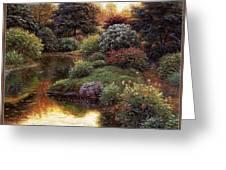 Richmondstream Henry Peeters Greeting Card