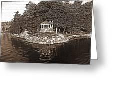 1000 Island Scenes 9 Greeting Card