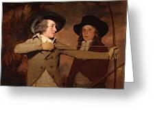 10204 Sir Henry Raeburn Greeting Card