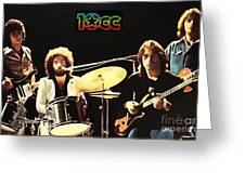 10cc Collection - 1 Greeting Card