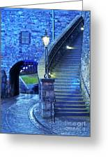 Edinburgh Castle, Scotland Greeting Card