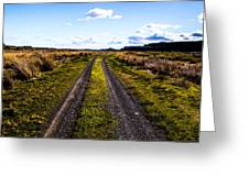 Journey Home Greeting Card