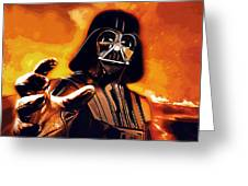 New Star Wars Art Greeting Card