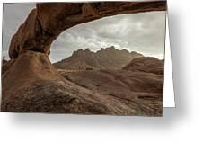 Spitzkoppe - Namibia Greeting Card