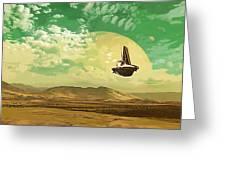 Star Wars Episode Art Greeting Card