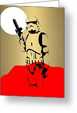 Star Wars Stormtrooper Collection Greeting Card