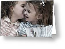 Children Series Greeting Card