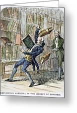 John Marshall (1755-1835) Greeting Card