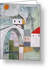 Stari Most, Mostar Greeting Card