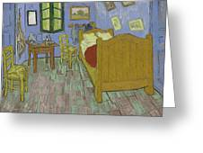 The Bedroom Greeting Card