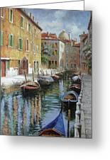 Venice Greeting Card