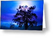 Landscape Definition Nature Greeting Card