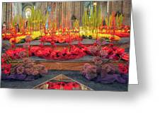 Ely Cathedral Flower Festival Greeting Card by James Billings