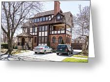 Forest Hills Gardens Greeting Card