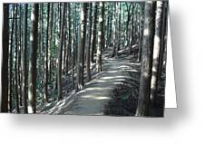 Forestry Greeting Card