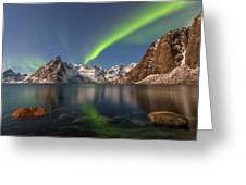 Hamnoy Lofoten - Norway Greeting Card