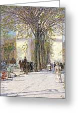 Hassam Greeting Card