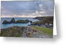 Kynance Cove - England Greeting Card
