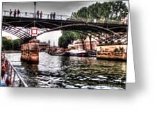 Paris Greeting Card