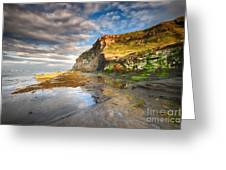 Saltwick Bay Greeting Card