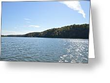 Savannah River  Greeting Card