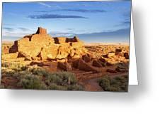 Wupatki National Monument Greeting Card