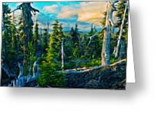 Landscape Pictures Nature Greeting Card