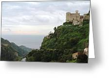 Sicily Greeting Card