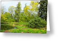Landscape Nature Pictures Greeting Card