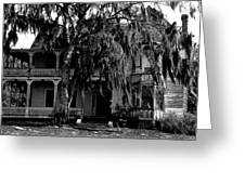 13th House On 13th Street Greeting Card