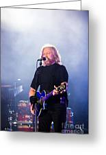 Barry Gibb Greeting Card