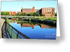 Lowell, Massachusetts Greeting Card