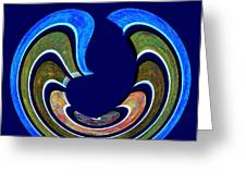1408 Abstract Thought Greeting Card