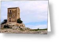 Sicily Greeting Card