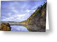 Landscape Art Greeting Card