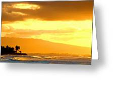 Original Landscape Paintings Greeting Card