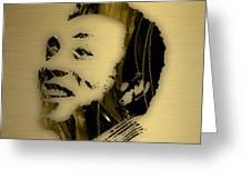 Smokey Robinson Collection Greeting Card