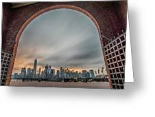 15 Years Later  Archway Of Rememberance Greeting Card