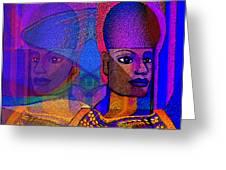 1532 Egyptian  Memories Greeting Card