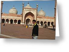 Harpal Singh Jadon Greeting Card